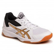 Обувки ASICS - Upcourt 3 2083A023 White/Pure Gold 106