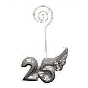 Pinza porta notas 25 aniversario