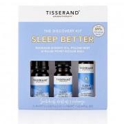 Tisserand Aromatherapy Tisserand 3-Step Ritueel om beter te slapen