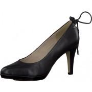 s.Oliver Pantofi eleganți pentru femei Black Leather 5-5-22414-28-003 39