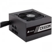 Захранване Corsair Builder Series CX 80+ Bronze, CX550M, 550 Watt, ATX , Modular Power Supply, PS/2, EU Version. CP-9020102-EU