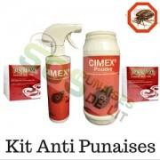 Safelit Pack insecticide punaise de lit