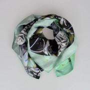 Christian Dior Foulard In Seta 90x90cm Primavera-Estate Art. 94317