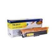 Brother TN241Y - jaune - originale - cartouche de toner