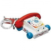 Fisher Price Classic Chatter Phone key chain