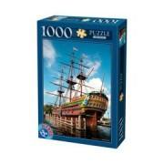 DToys Puzzle 1000 Famous Places 04 (07/64288-04)