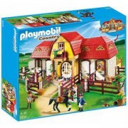 Строител ПЛЕЙМОБИЛ - Конна ферма, 5221 Playmobil, 290800