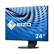 "Monitor IPS, EIZO 23.8"", EV2451-BK, 1000:1, 5ms, DVI/HDMI/DP, USB, Speakers, Black, FullHD"