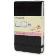 Moleskine Album per acquerelli Art Watercolor Album pocket copert...