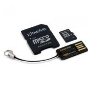 Kingston minneskort, microSDHC, 32GB, micro Secure