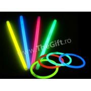 Bratara luminoasa fluorescenta Glow Stick