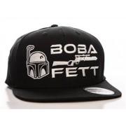 Star Wars - Boba Fett Cap, Adjustable Snapback Cap