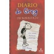 Diario de Greg, un Renacuajo, Hardcover