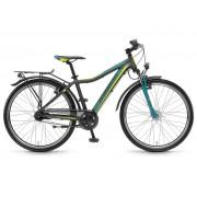 Winora dash 26 7-Sp Nexus CB - 17/18 Winora grey/aqua/lime matt - City Bikes 40