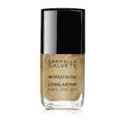 Gabriella Salvete Longlasting Enamel smalto per le unghie 11 ml tonalità 48 Gold Glow donna