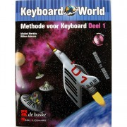 De Haske Keyboard World 1 incl cd