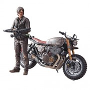 McFarlane Toys The Walking Dead TV Daryl Dixon with New Bike Deluxe Box Set