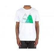 POLER Venn t-shirt Heren wit S 2016 Casual shirts