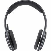 "Casti Logitech ""H800"" Wireless Headset, Nano Receiver, Bluetooth, 2.4GHz,Rechargable Battery, Foldable design, USB 2.0, Black ""981-000338"" (include timbru verde 0.01 lei)"