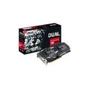 Placa de Video VGA AMD ASUS RADEON RX 580 OC EDITION 8GB GDDR5 256 BITS - DUAL-RX580-O8G