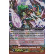 "Cardfight!! Vanguard Tcg Conquering Supreme Dragon, Dragonic Vanquisher ""Voltage"" (G Bt05/005 En) G Booster Set 5: Moonlit Dragonfang"