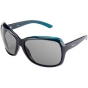 Fastrack Over-sized Sunglasses(Black)