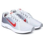 Nike DOWNSHIFTER 8 Running Shoes For Men(Grey)