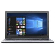 "Laptop ASUS VivoBook 15 X542UA-DM815R (Procesor Intel® Core™ i3-7100U (3M Cache, 2.40 GHz), Kaby Lake, 15.6""FHD, 4GB, 256GB SSD, Intel® HD Graphics 620, FPR, Win10 Pro, Gri)"