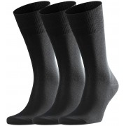 Falke Sokken Tiago Sock 3-Pack Zwart / male