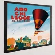 > DURAFRAME Poster A2 42x59,4cm NERO DURABLE (unit