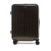AK Anne Klein Dubai 24 Hardside Spinner Suitcase BLACK