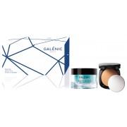 Galenic (Pierre Fabre It. Spa) Galenic Cofanetto Natale Beauté De Nuit 50ml & Teint Lumière Fondotinta Compatto Spf30 9g