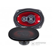Mac Audio APM FIRE 69.3 3-kanalni auto zvučnik, 16x24cm, 280W, crveni