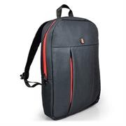 "Port Land backpack 15.6"" Black, ""Padded laptop"