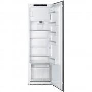 Frigider incorporabil cu o usa Smeg S7298CFD2P1, A++, compartiment congelator
