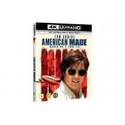 Blu-Ray American Made 4K UHD (2017) 4K Blu-ray