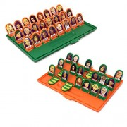 Laeto Toys & Games Classic Guess Who is it Board Game by And