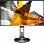 "AOC Q2790PQU/BT - Monitor LED - 27"" - 2560 x 1440 QHD - IPS - 350 cd/m² - 1000:1 - 4 ms - HDMI, VGA, DisplayPort - altifalantes"