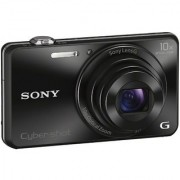 Sony Cybershot DSC-WX220/B 18.2MP Digital Camera 16GB Memory card (Black)