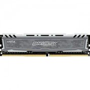 Memorie Crucial Ballistix Sport LT Gray 8GB, DDR4, 2400MHz, CL16, 1.2V