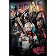 Geen Filmposter Suicide Squad In Squad We Trust 61 x 91 cm - Action products