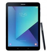 "Tableta Samsung Galaxy Tab S3 T820, Procesor Quad-Core 2.15 / 1.6 GHz, Super AMOLED Capacitive touchscreen 9.7"", 4GB RAM, 32GB, 13MP, S-Pen, Wi-Fi, Android (Neagra) + Cartela SIM Orange PrePay, 6 euro credit, 6 GB internet 4G, 2,000 minute nationale si in"