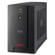 UPS, APC Back-UPS, 1400VA, IEC Sockets, Line-Interactive (BX1400UI)