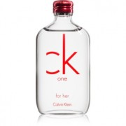 Calvin Klein CK One Red Edition Eau de Toilette para mulheres 50 ml