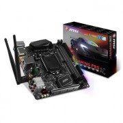 Placa de baza MSI Z270I Gaming Pro Carbon AC, socket 1151