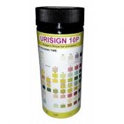 Recombigen 10 Parameter Urinalysis Reagent Test Strips (50 Strip in Bottle)