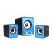 Speakers 2.1 TRACER OMEGA Blue USB