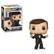 Figurina Pop! Movies: 007 James Bond From The Spy Who Loved Me Roger Moore Vinyl Figure