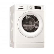 Masina de spalat rufe Whirlpool FreshCare+ FWSG 61053 W, 6th Sense, 6 kg, 1000 rpm, Clasa A+++, Display, Slim, Alb