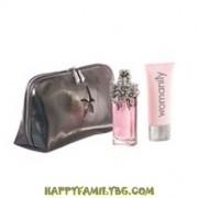Thierry Mugler комплект Womanity W Set - edp 50 ml + b/lot 100 ml + pouch